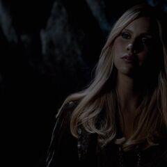 Esther in Rebekah's body