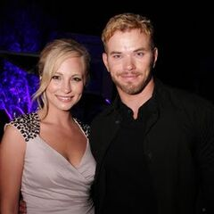With Kellan Lutz