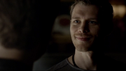 Klaus at his mansion