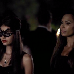 Lucy and Katherine