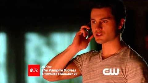The Vampire Diaries 5x14 Extended Promo - No Exit HD
