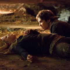 Damon and Rebekah