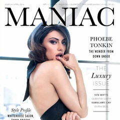 Maniac — Mar/Apr 2014, United States, Phoebe Tonkin