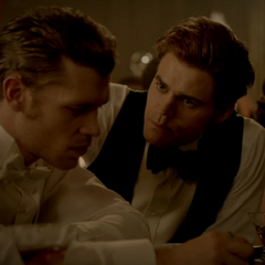 Stefan and Klaus in the 1920's