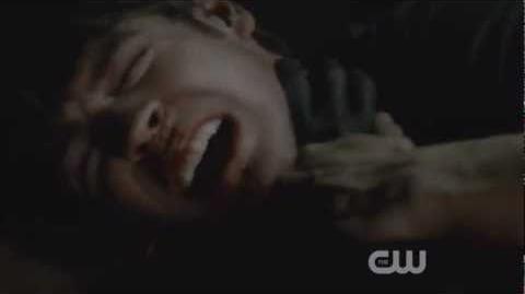 The Vampire Diaries 4x14(Katherine Kills Jeremy Silas Awakes)