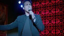 "Kai Parker singing ""Knockin' on Heaven's Door"" - The Vampire Diaries 8x14"