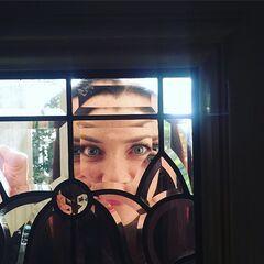Annie Wersching September 22, 2015
