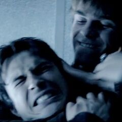 Kol overpowering Damon