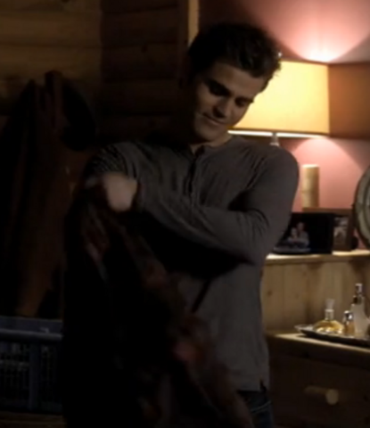 File:2x14 Stefan Salvatore Crying Wolf...png