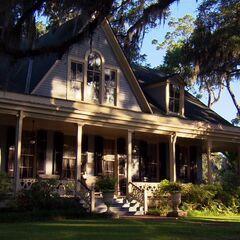Stefan's new house