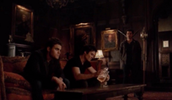 Stefan-Damon and Enzo5x19