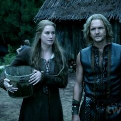 Esther and Mikael