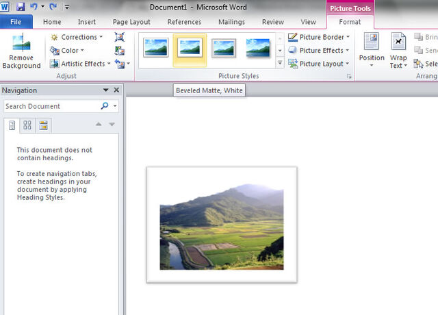 File:Word2010 picture tools preview.jpg