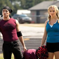 Tyler and Caroline.