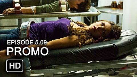 The Vampire Diaries 5x09 Promo - The Cell HD
