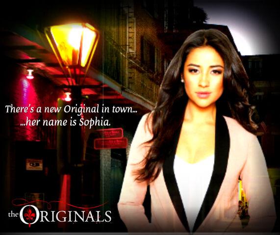 File:Sophia The Originals Fanart 2.jpg