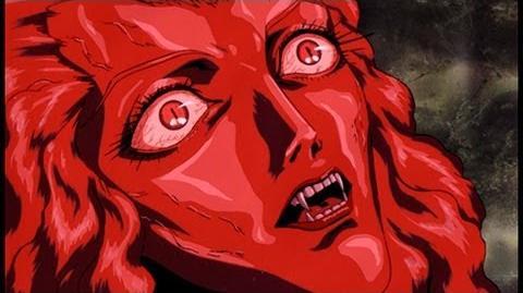 Vampire Hunter D (PS1) Boss 8 Carmila (Female Vampire) - No Damage