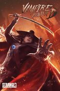 Vampire Hunter D Message From Mars Alternate Cover