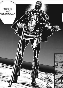 King Egbert (manga)