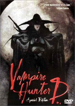 Vampire Hunter D movie