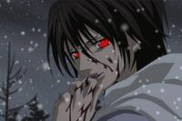 Blood Covered Kaname