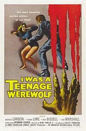 190px-I Was A Teenage Werewolf-poster