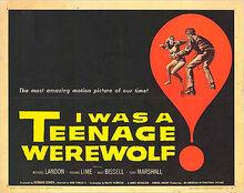 Teenage-werewolf