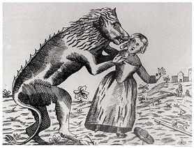 Werewolf's Daughter