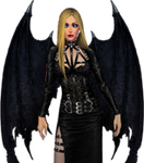 Black Devil Wings reward