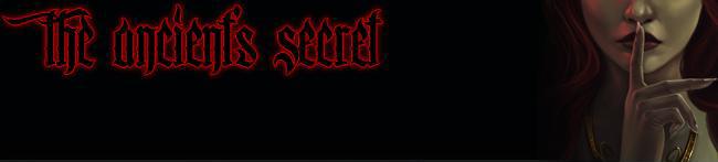 The Ancient's Secret banner