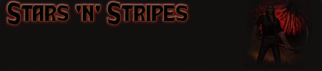 Stars 'n' Stripes banner