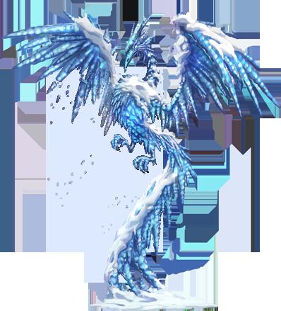 ice phoenix tattoo