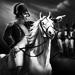 Napoleon's Conceit BW