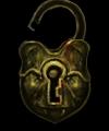 New Lock open