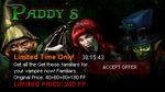 Paddy's Glitch