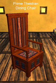 Prime Thestran Dining Chair