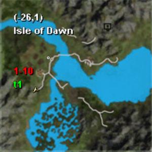 Earth Den Location