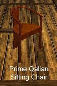 Prime Qalian Sitting Chair