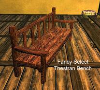 Fancy Select Thestran Bench