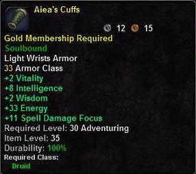 Aiea's Cuffs