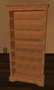 Large standard qalian bookshelf