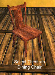Select Thestran Dining Chair