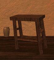 Small standard thestran stool