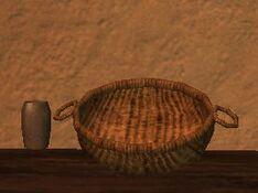 Small firegrass thestran basket