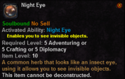 Night's Eye
