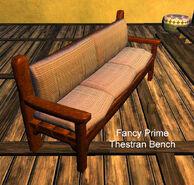 Fancy Prime Thestran Bench