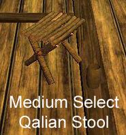 Medium Select Qalian Stool