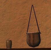 Simple vielthread kojani hanging basket
