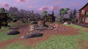 Tentree's Farmstead Entrance