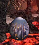 Firebird egg